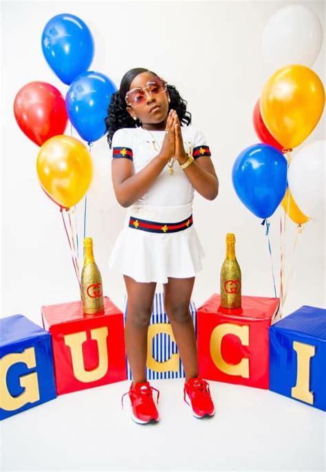 Celebrates Birthday As A Princess by Gucci Princess Celebrates 6th Birthday In Style