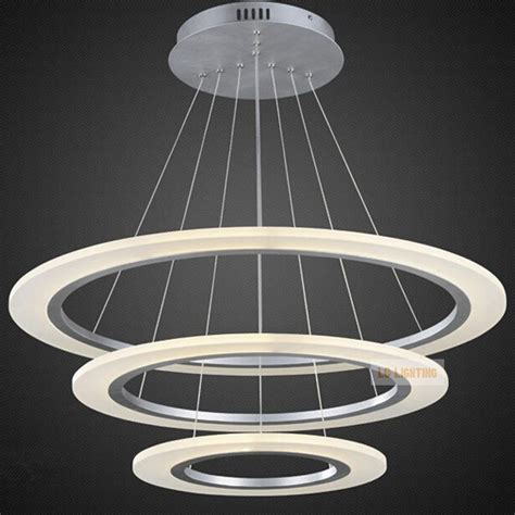Circle Of Light Chandelier Led Light Design Led Hanging Lights For Outdoors Led