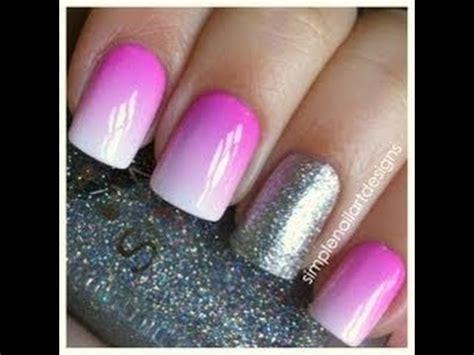 easy nail art at home youtube nail art designs step by step at home easy 2016 nail art