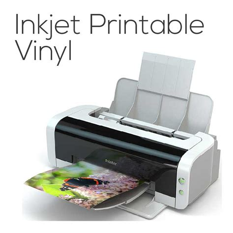 printable outdoor vinyl inkjet printable vinyl