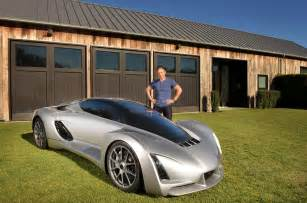 Blade Electric Vehicles Australia World S 3d Printed Supercar Is Unveiled 0 60 In 2