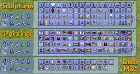 Stone Fireplace Decor mod the sims catalog cleanup mod v2