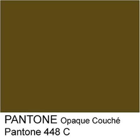 pantone 448c does this colour turn you