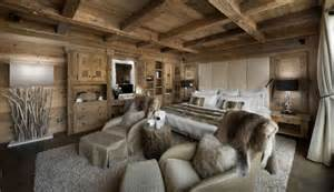 Bedroom Neutral - 25 cozy and welcoming chalet bedrooms ideas