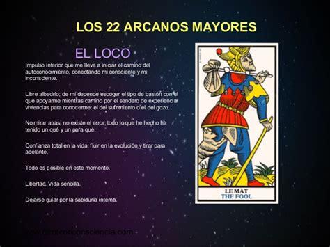 significado de los arcanos mayores del tarot de marsella significado 22 arcanos mayores del tarot