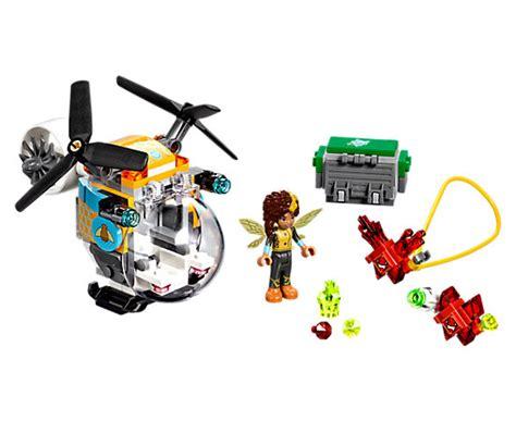 Murah Lego 41234 Dc Heroes Bumblebee Helicopter bumblebee helicopter 41234 dc lego shop