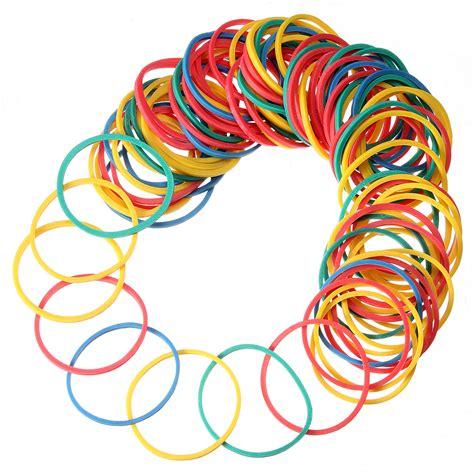 tattoo gun elastic band 100pcs multicolor rubber elastic bands for tattoo machine