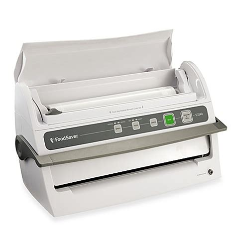 bed bath and beyond vacuum foodsaver 174 v3240 vacuum sealing system bed bath beyond
