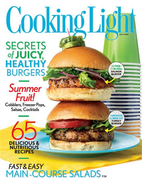cooking light magazine reviews font bureau gallery cooking light