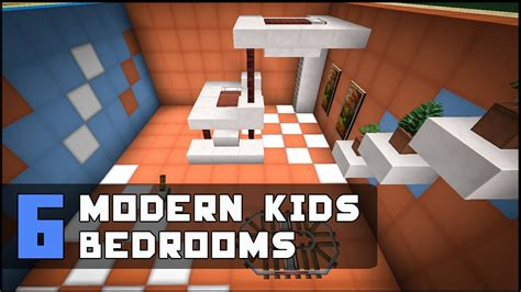kids bedroom minecraft minecraft modern kids bedroom designs ideas youtube