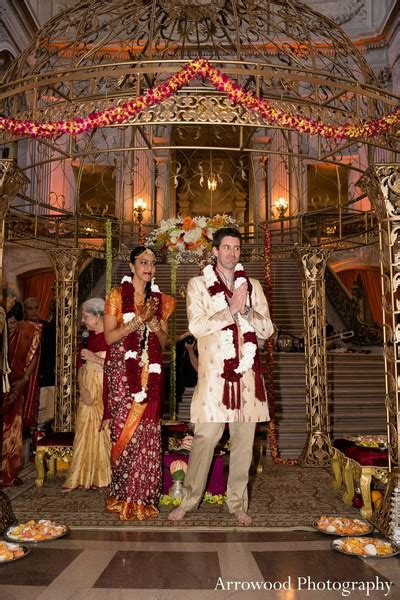 Fabulous Floramor by San Francisco Ca Indian Wedding By Arrowood Photography