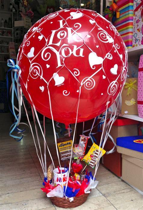 imagenes de regalo con globos deamor m 225 s de 1000 ideas sobre regalos de novio para hacer t 250