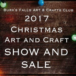 christmas at the falls craft and gift show 2018 and craft show sale almaguin highlands tourism