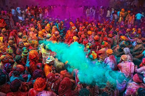the meaning the many colors of india s holi