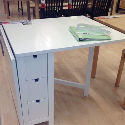 ikea norden folding table hack nazarm