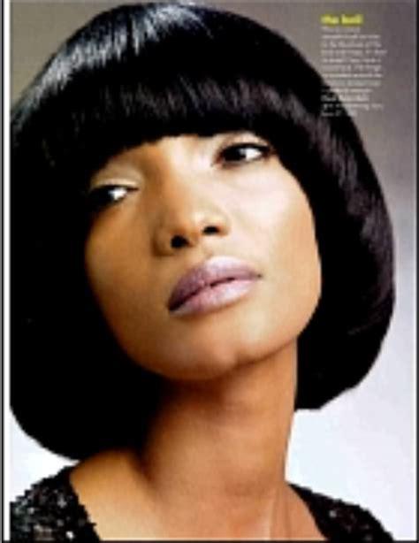 mushroom bob cuts spring fling blunt bangs fashion manifesto because