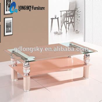 Iron Table Ls Ls 1156 Tempered Glass Top Leisure Table With Iron Legs Coffee Table Luxurious Glass