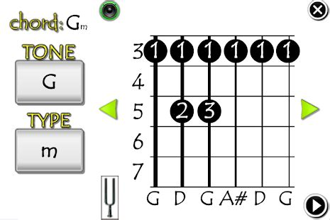 chord guitar apk app guitar chords apk for windows phone android and apps