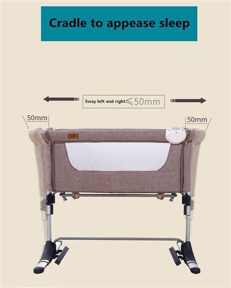 european crib mattress buy european quality portable bedside baby crib baby bed
