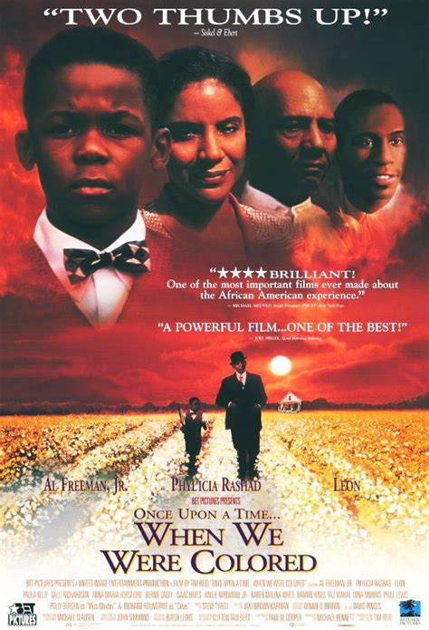 once upon a time when we were colored once upon a time when we were colored 1995 filmaffinity