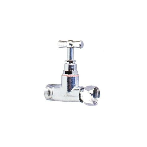 Robinet Equerre by Robinet Arret Equerre Chasse Eau 3 8 Chrome Droit