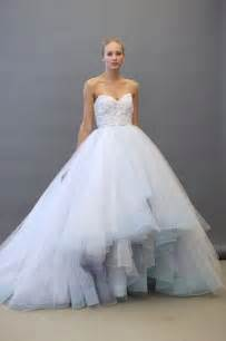 pastel dresses for wedding 48 pastel wedding gowns happywedd