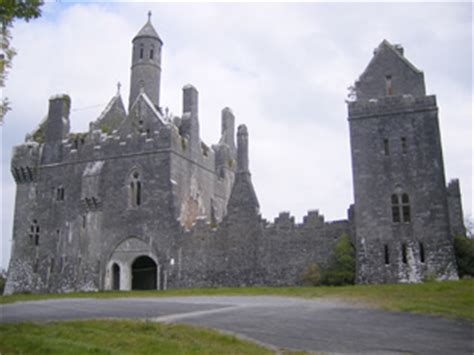 Four Gables House Plan dromore castle county limerick buildings of ireland