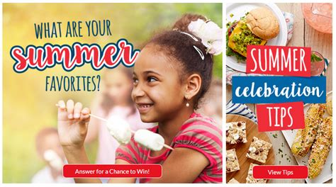 Kroger Sweepstakes Rules - kroger a summer to remember sweepstakes valid through 7 5