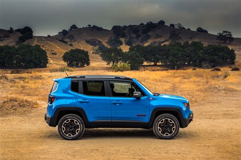 Jeep Renegade 2015 Mpg 2015 Jeep Renegade At 25 Mpg Combined 187 Autoguide