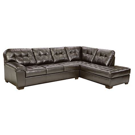 Simmons 174 Manhattan 2 Piece Sectional Big Lots