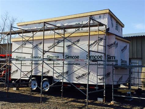 Small Home Construction Companies Tiny House Construction Company In Canada