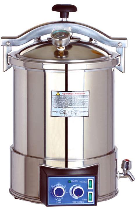sterilize tattoo equipment with pressure cooker pressure cooker autoclave bluestone medical