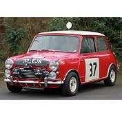 33 EJB &171 The Paddy Hopkirk Mini Collection In Association With