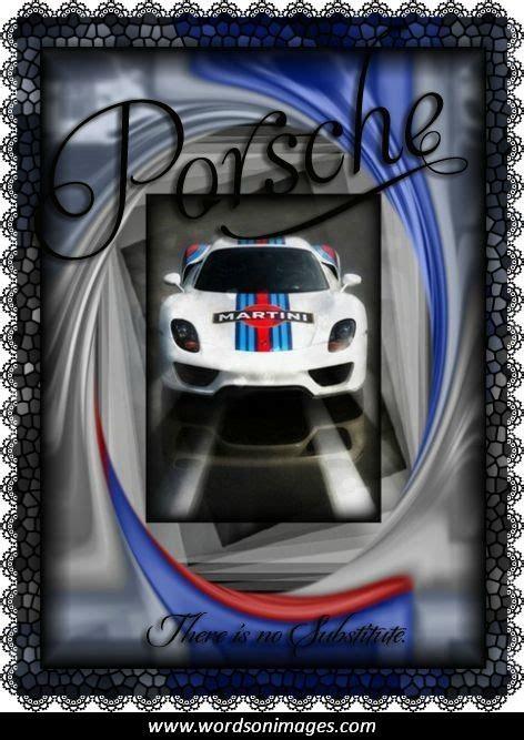 Porsche Quotes by Porsche Quotes Quotesgram
