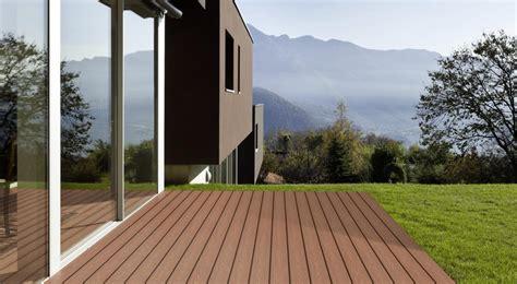 len grau wpc terrassendielen grau haus design ideen