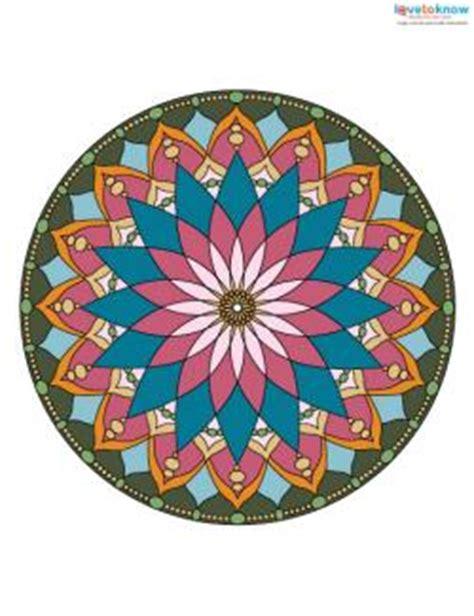Free Mandala Designs To Print Lovetoknow Color Print Out L