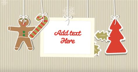 animated christmas card  minutes