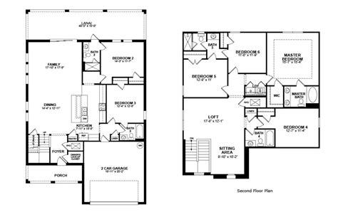 beazer homes floor plans the shire at westhaven by beazer homesnew build homes