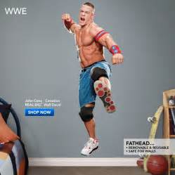 retire the wwe posters shop wwe wall decals fathead 174 wwe wwe logo wall decal shop fathead 174 for wwe decor
