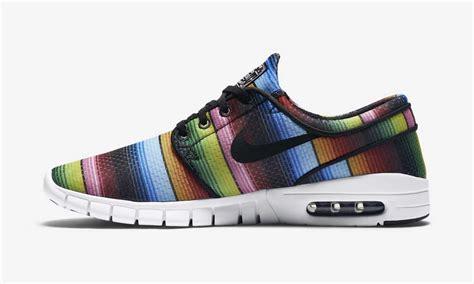 Sepatu Nike Stefanjanosky Max Pria nike stefan janoski mexican blanket sneaker bar detroit