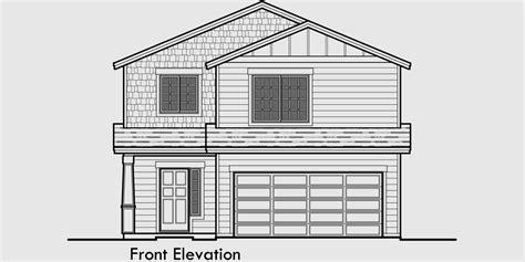 wide house plans 4 bedroom house plans 30 wide house plans narrow house plans