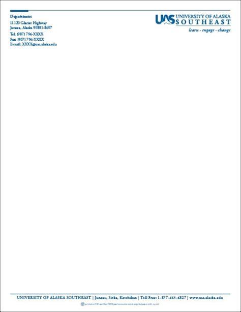 Letterhead Exles With Logo Free Printable Letterhead Letterhead With Logo Template