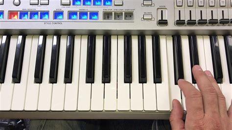tutorial piano havana havana camila cabello easy piano lesson chorus youtube