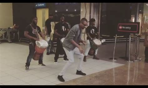 cole dazzle at or tambo airport youth