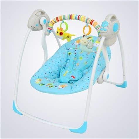 Mainan Anak Ayunan Listrik Polar Musik ayunan bayi elektrik otomatis dengan listrik harga jual