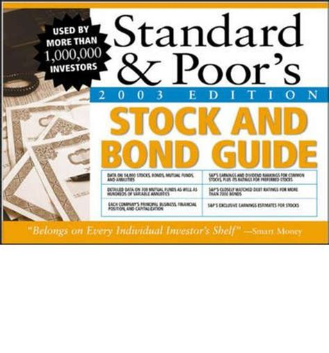 standard & poor's stock and bond guide 2003 : standard