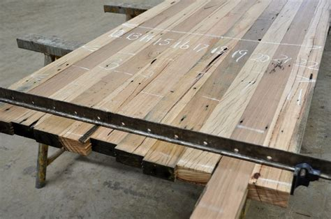 recycled bench tops having manufactured thousands of recycled timber bench