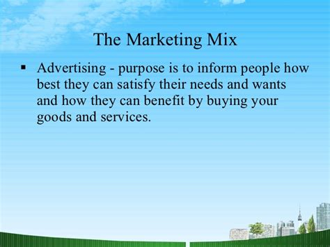 Mba Ppt On Advertising by Approaches To Marketing Mba Ppt