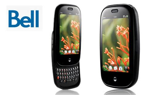 Bell Canada Cell Phone Lookup Bell Mobility Launches Palm Pre In Canada Techgadgets