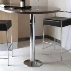 pied bar cuisine pied de table de cuisine table bar accessoires de cuisines